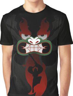 The True Battle Graphic T-Shirt
