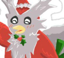 Delibird Christmas Sticker