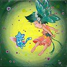 Fairy - Floli by Saing Louis