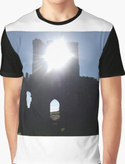 The old Norman tower Graphic T-Shirt