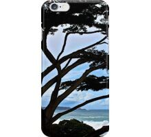 Seaside Silhouette iPhone Case/Skin