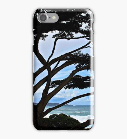 Seaside Silhouette iPhone Case/Skin