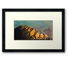 Transmigration Framed Print