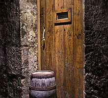 Behind the Door by Kate Purdy