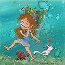 Fairy - Monoa by Saing Louis