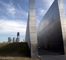 9/11 Memorial at Liberty Park, NJ by edgarsotophoto