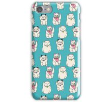 Get Lucky, Cat iPhone Case/Skin