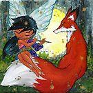 Fairy - Ayivi by Saing Louis