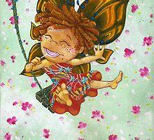 Fairy - Yzia by Saing Louis