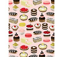 Patisserie Sweets by Andrea Lauren  Photographic Print