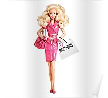 barbie pink Poster