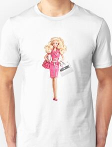 barbie pink Unisex T-Shirt