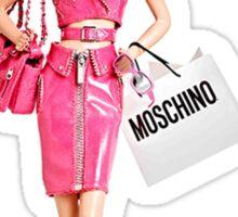 barbie pink Sticker