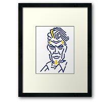 Handsome Jack Framed Print