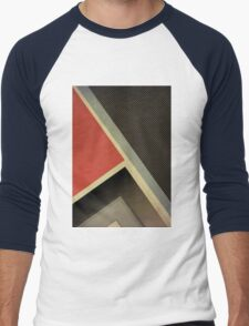 PJV/55 Men's Baseball ¾ T-Shirt