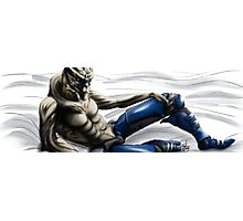 The Best Space Boyfriend -- Garrus Photographic Print