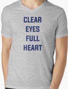 Clear Eyes, Full Heart Mens V-Neck T-Shirt