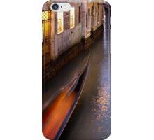 Midnight Passage - Venice, Italy iPhone Case/Skin