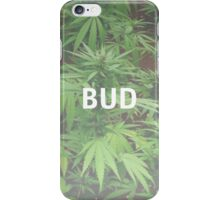 Weed Case Design #5 - Bud iPhone Case/Skin