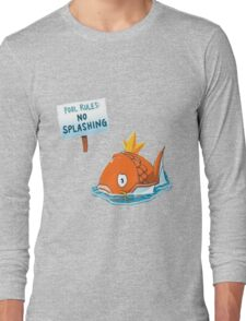 Pokemon - Magikarp - Pokemon Long Sleeve T-Shirt