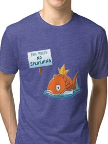 Pokemon - Magikarp - Pokemon Tri-blend T-Shirt