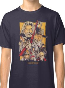 The Hateful eight by quentin tarantino movie Classic T-Shirt