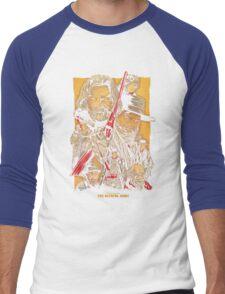 The Hateful eight by quentin tarantino movie Men's Baseball ¾ T-Shirt