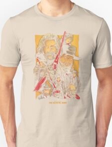 The Hateful eight by quentin tarantino movie Unisex T-Shirt