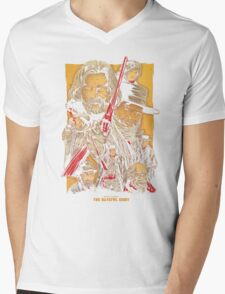 The Hateful eight by quentin tarantino movie Mens V-Neck T-Shirt