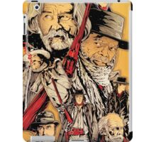 The Hateful eight by quentin tarantino movie iPad Case/Skin