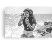 Kodak 104 Instamatic Canvas Print