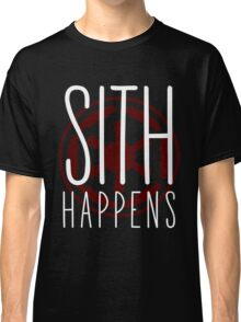 Sith Happens | Logo version Classic T-Shirt