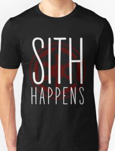 Sith Happens | Logo version T-Shirt