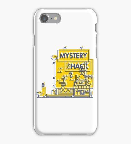 Mystery Shack iPhone Case/Skin