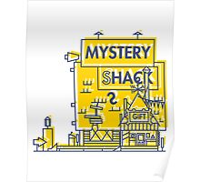 Mystery Shack Poster