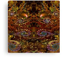Inside Dreamland Canvas Print