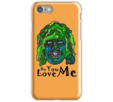 Old Gregg - Mighty Boosh - Do You Love Me? iPhone Case/Skin