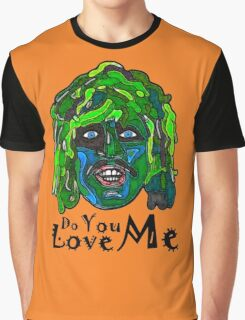 Old Gregg - Mighty Boosh - Do You Love Me? Graphic T-Shirt