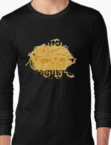 Spaghetti Code Long Sleeve T-Shirt
