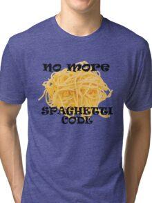 Spaghetti Code Tri-blend T-Shirt