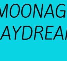 MOONAGE DAYDREAM #BOWIE Sticker