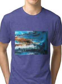 Blue Forest Shades Tri-blend T-Shirt