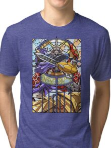 Friendship and Courage Tri-blend T-Shirt