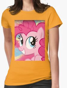 Pinkie Pie 2 - My Little Pony Womens Fitted T-Shirt
