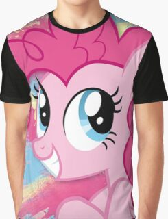 Pinkie Pie 2 - My Little Pony Graphic T-Shirt