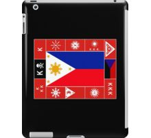 Philippine Flags iPad Case/Skin