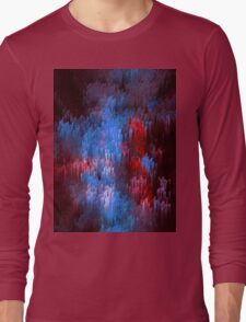 Blue Dance Long Sleeve T-Shirt