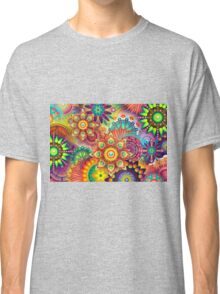 Colorful Abstract Classic T-Shirt