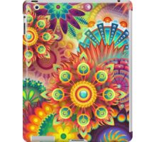 Colorful Abstract iPad Case/Skin