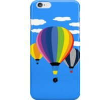 Let's fly away iPhone Case/Skin